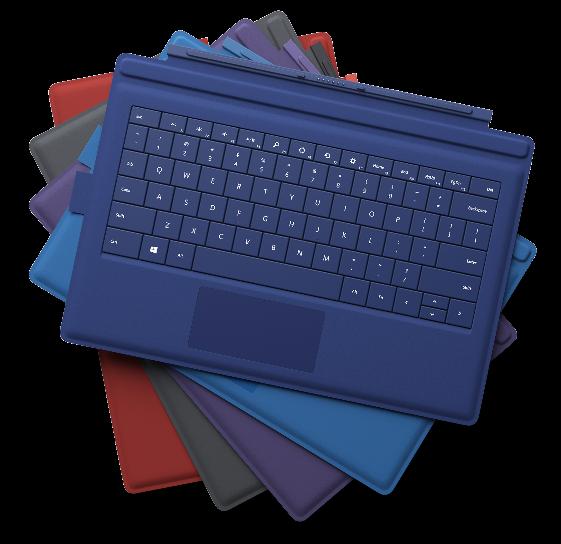 Surface Pro3 キーボードでファンクションキーロック