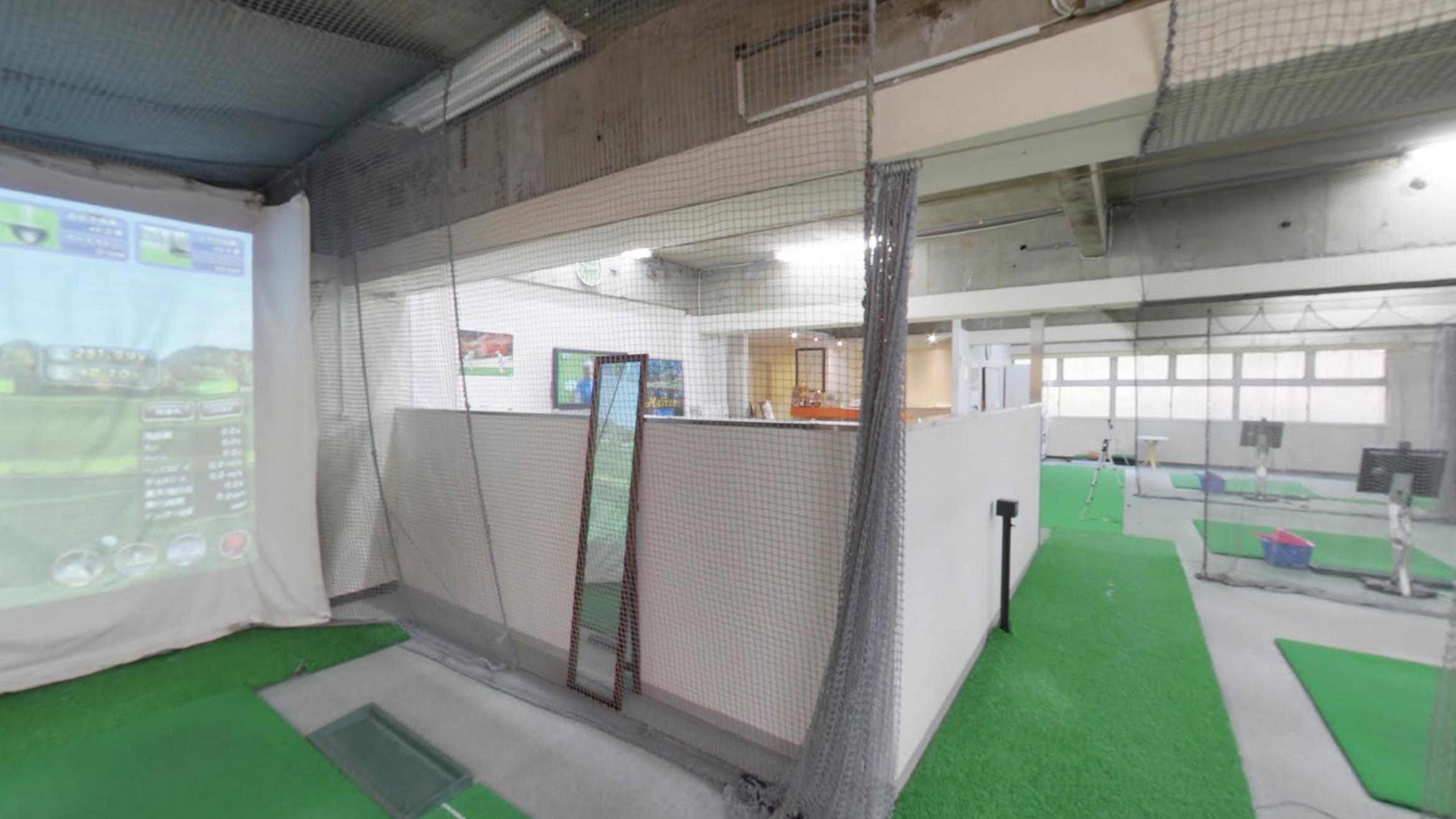 五反田・目黒ゴルフレッスン体験記 その03:品川ゴルフスクール