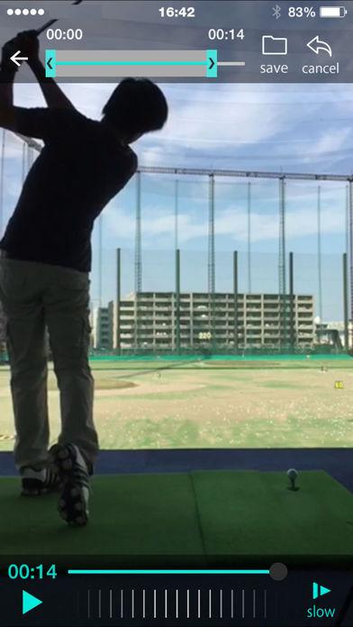 個人練習に使えるスイング確認ツール、ゴルフスイング・カメラKiZuKi