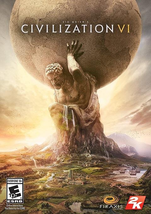 【朗報】ストラテジーゲームの名作「Civilization VI」無料配布5/29まで